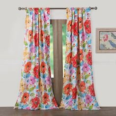 Barefoot Bungalow Esme Curtain Panel