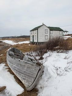 Fogo Island - starting to feel obsessed with this place. Not sure why as it is somewhat desolate.