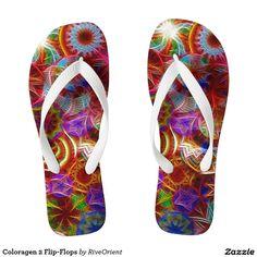Coloragen 2 Flip-Flops Flip Flops