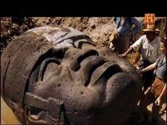 Los Olmecas, Reyes de la Edad de Piedra