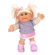 Cabbage Patch Kids Doll - Platinum Blonde Hair - Sporty Girl All Toys, Toys R Us, Cabbage Patch Kids Dolls, Platinum Blonde Hair, Sporty Girls, Kids Store, Learning Games, Kids Girls, Action Figures