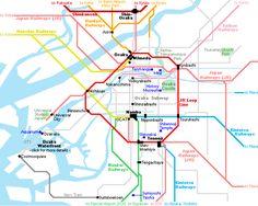 Osaka Travel: Access, Orientation and Transportation. This pin brought to you by KickShot Soccer Board Game. For more on KickShot, visit: www.kickshot.org