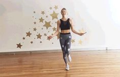 The 30-Minute HIIT Jump Rope Workout: Single-Leg Hops Exercise