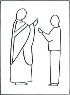 religious education coloring pages - photo#26