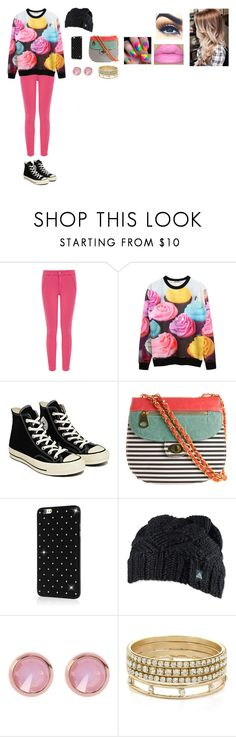 """Untitled #170"" by e-1617d ❤ liked on Polyvore featuring Oasis, Converse, adidas, Ted Baker and BCBGeneration"