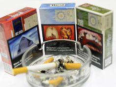 Gruselbilder auf Zigarettenschachteln kommen - Frankfurter Rundschau
