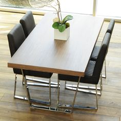 Found it at AllModern - Liana Dining Table