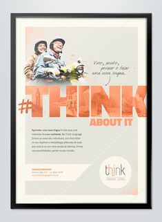 Think About It / Campanha on Behance