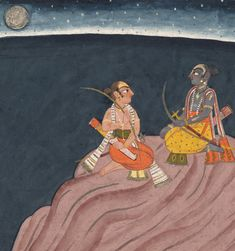 Sita and Rama: The Ramayana in Indian Painting Losing Faith, Hindu Art, Gods And Goddesses, Hinduism, Disney Characters, Fictional Characters, Metropolitan Museum, Textiles, Indian
