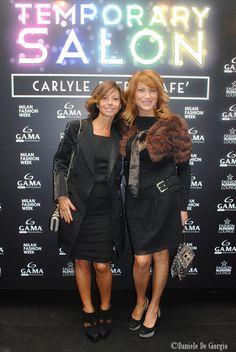 18/09/2013 GAMA Temporary Salon at Milan Fashion Week! #mfw #milanofashionweek #gama #gamaitalia #capelli #hair #gamaprofessional