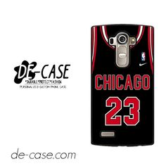 Chicago Basketball Jersey For LG G4 Case Phone Case Gift Present YO