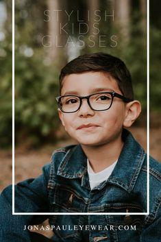 920e7c93e4 Cute glasses for your stylish kids. Jonas Paul Eyewear offers fashionable prescription  eyeglasses for young