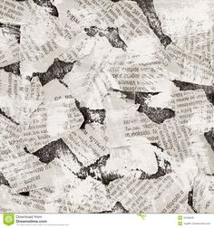 Image result for collage of ripped text
