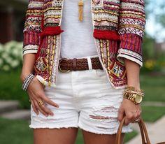 Tribal Jacket