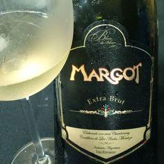 Margot Blanc de Blancs 100% Chardonnay de @margotucovalley @bodegamargot