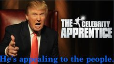 Donald Trump's reality game show, The Apprentice, in which contestants compete for a one-year, $250,000 starting contract to run one of Trump's businesses, has been wildly populate ever since its premiere in 2004. Trump's tough and merciless personality is a source of great entertainment and admiration for many Americans. Click below to learn more about Trump's show.