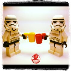 I love this!!! Star Wars coffee cheers....::)