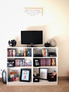 Beanie - Check out this link. This whole apartment is super cute!