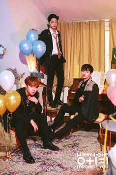 Wanna One I promise you Night version photoshoot Jinyoung, K Pop, Jaehwan Wanna One, Seong, Bae, Guan Lin, Lai Guanlin, Fandom, Lee Daehwi
