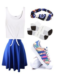 """""""Untitled #3"""" by maghfirah-ap on Polyvore featuring Splendid, adidas and Calvin Klein"""