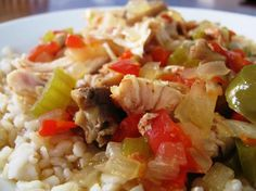 Ww core / simply filling - chicken creole (use truvia)