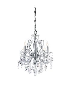Nice Mini Chandelier For Bathroom #7 Mini Crystal Chandelier Bathroom