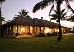"Hawaii Architects, Welch and Weeks LLC - ""House of Secret Palms"""