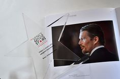 The picture of Ethan Hawke by Piermarco Menini winner of the 11th Venice Movie Stars Photography Award