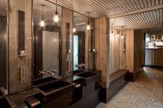 Bar Restaurant Tessa | Arquitectura en acero