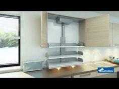Granberg // Height Adjustable Kitchen