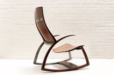 Rocking Chair No. 1 van reedhansuld op Etsy