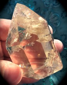 Citrine Point Natural Citrine Point Rainbows AAA by ZenwithGems