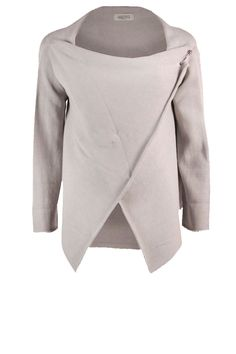 Vest Essential Japan Knit   grijs   Hunkydory   Little Soho   The Online Fashion Boutique