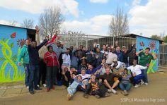 Mandela Day 2013 Basketball Court, News, Day