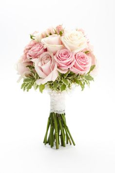 Wedding Magazine - Lookbook: wedding bouquets - a link with multiple different bouquets