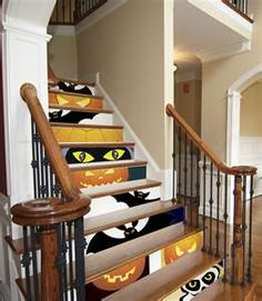 For the front steps