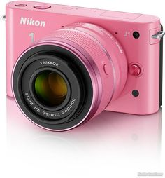 Nikon - These newbies are soooo cute! you can even change the lens. :)