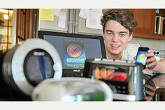 Nineteen year old Ronan Finnegan has developed an app which donates money to charities each time a person hits their snooze button.