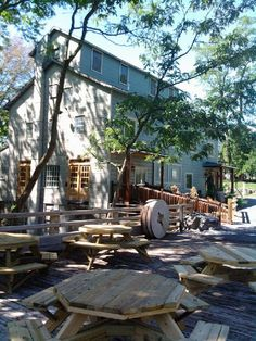 historic 1788 Grist Mill, TuthillHouse at the Mill Restaurant http://www.tuthillhouse.com/Home_Page.html