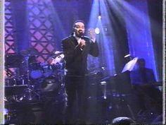 "James Ingram "" Just Once "" on  Motown Live."