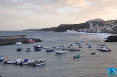 Candelaria is a small and quiet city in the east part of the sunny island of Tenerife