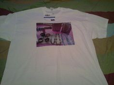 Here is another one of my shirts, they comes in Small, medium, large and XL and XXL