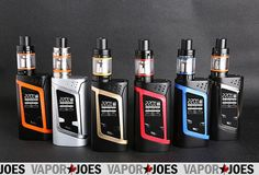 Vapor Joes - Daily Vaping Deals: FOUND: THE SMOK ALIEN 220W / TC BOX MOD - $49.65 /...