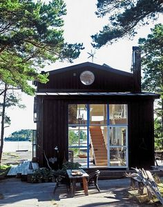 tiny beach house...