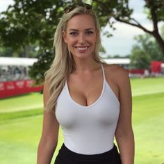 Paige Spiranac Has Some Golf Tips For The Guys -