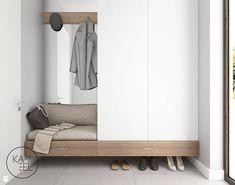#interiordesign #poland #homedecor #warsaw #architecture #kaeelgroup - zdjęcie od KAEEL.GROUP | ARCHITEKCI - Hol / Przedpokój - Styl Minimalistyczny - KAEEL.GROUP | ARCHITEKCI