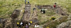 Archaeologists have uncovered a massive palace at the legendary birthplace of King Arthur - ScienceAlert