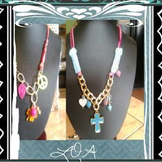 Collares reversibles! !!