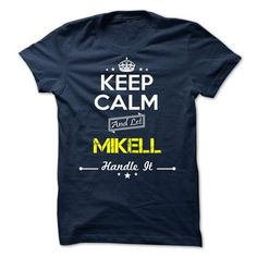MIKELL - keep calm - #hoodie costume #crewneck sweatshirt. TAKE IT => https://www.sunfrog.com/Valentines/-MIKELL--keep-calm.html?68278