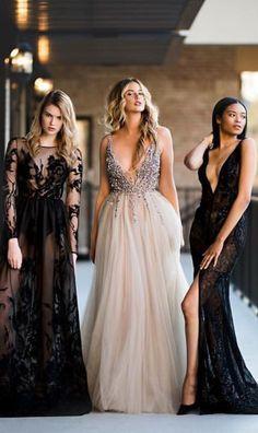 #BERTA evening line beauties form Atlanta - Elite Pur Le Vie